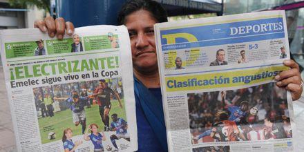 Newells ya inició el viaje de regreso tras quedar fuera de la Copa Libertadores