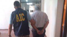 La detención de Hernán Agú, abogado, productor ganadero y ex diputado provincial por la UCR.