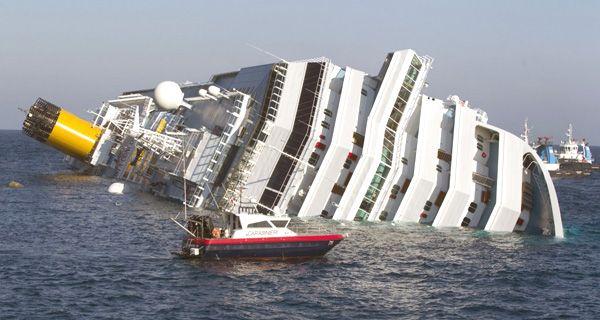 Perdió su embarazo tras el naufragio del crucero y pide un millón de euros