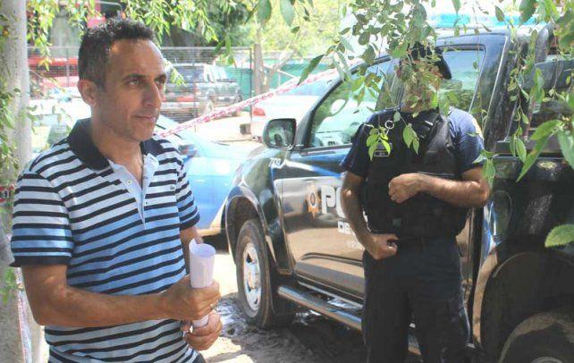 El fiscal oriundo de Rosario, Damián Casullo, interviene en el luctuoso hecho.