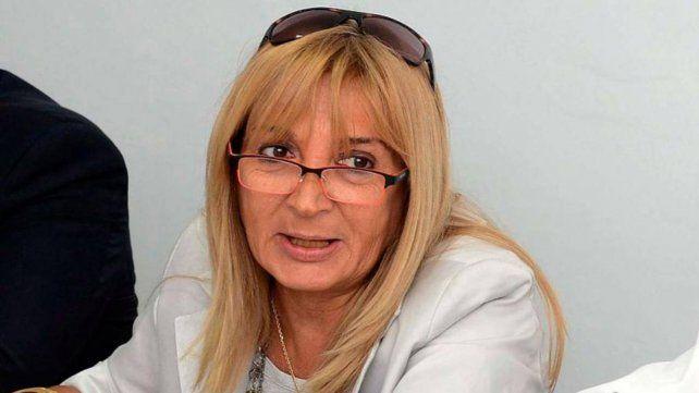 Alejandra Vucasovich secundó a Reutemann en la lista de senadores en las elecciones de 2015