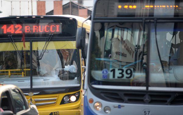 Subsidios. Buscan inyectar fondos nacionales en el sistema de transporte.