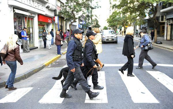 El proyecto de reforma de la policía ingresó a la Legislatura. (Foto: G.de los Ríos)
