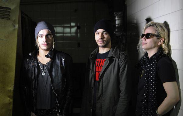Revolucionarios del rock. Los hermanos Patricio
