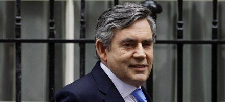 El primer ministro británico Gordon Brown dijo que no renunciará
