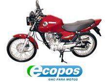 En marzo saldrá a la venta la primera moto a GNC equipada de fábrica