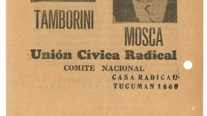 Panfletos del Archivo Mikielievich anteriores a 1946 que ya fueron digitalizados y están accesibles a través de Wikimedia Commons.