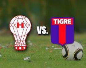 Huracán le ganó a Tigre en un intenso partido y salió de la zona de descenso directo