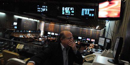 Efecto AFJP: la Bolsa porteña cayó 10% y el riesgo país superó los 2.000 puntos