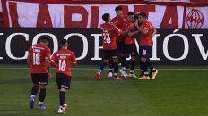 Independiente volvió al triunfo y quiere seguir peleando arriba.