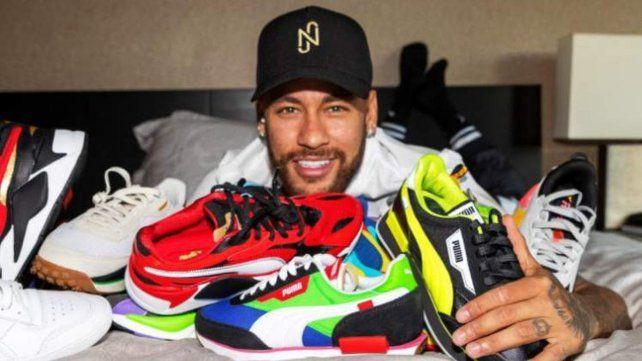 Puma convirtió a Neymar en el mejor pago del mundo