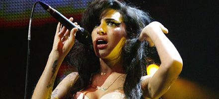 Amy Winehouse entre los diez jóvenes músicos más ricos de Reino Unido