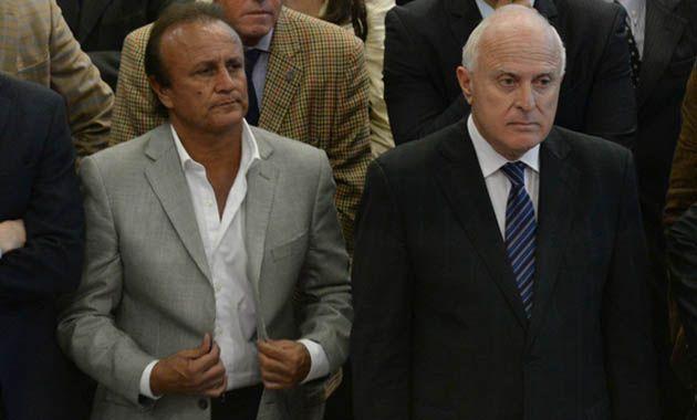 Ambos candidatos aguardan los resultados del escrutinio definitivo que empezó hoy. (Foto Archivo)