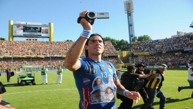 El delantero uruguayo conserva los mejores recuerdos de su paso por Central.