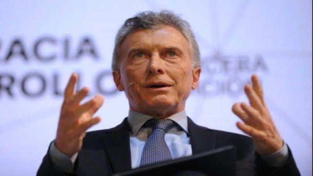 El equipo. Macri reiteró que no habrá más cambios en el gabinete.