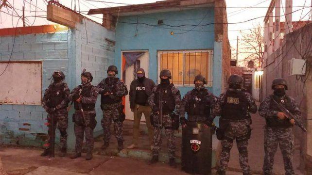 Desbarataron otro casino clandestino en Rosario