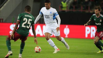 Olympique Marsella de Sampaoli empató 1 a 1con Lokomotiv Moscú, en el debut de la Liga de Europa