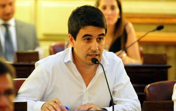 Toniolli recordó la actuación de Echaniz en la investigación por el crimen de Luis Medina. (foto archivo)