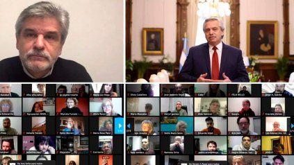 Alberto Fernández: Vamos a ganar las elecciones, los argentinos nos acompañan