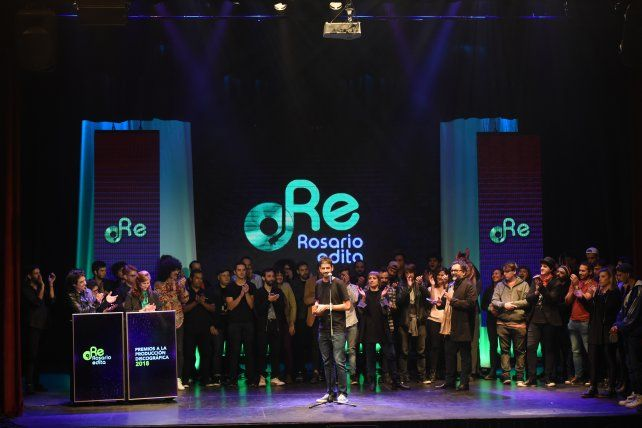 Rosario Edita premió a los mejores discos locales de 2018