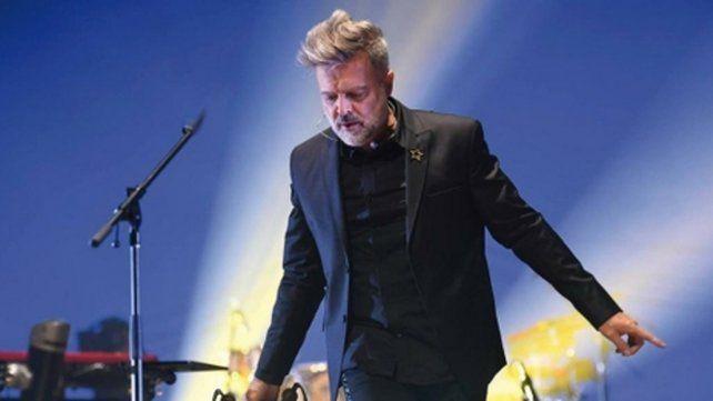 """Objetivo. La banda de Juanchi Baleirón se sumó a """"Unidos por la Música""""."""