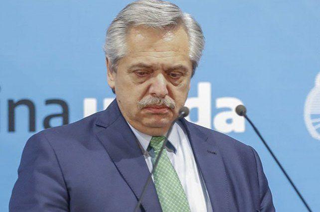 Alberto Fernández extendió la cuarentena hasta el 16 de agosto.