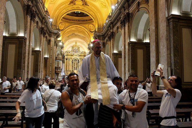 Un cura villero es el nuevo obispo auxiliar de la Ciudad de Buenos Aires