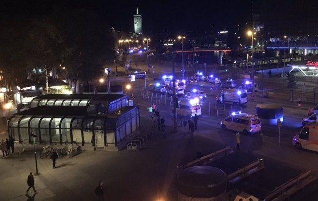 Varios heridos en tiroteo en el centro de Viena: creen que fue un ataque terrorista