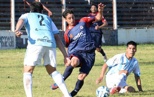 El charrúa perdió 4 a 2 ante Argentino de Quilmes en el Gabino Sosa.
