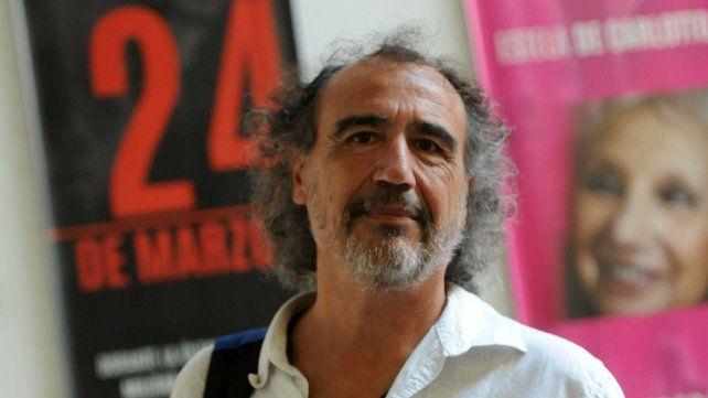 Juan Nobile es docente de la UNR e integrante de Equipo Argentino de Antropología Forense.