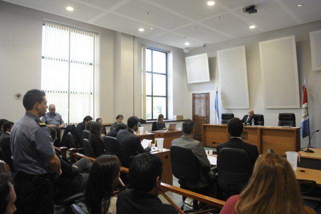 Informan detalles sobre los juicios orales del primer semestre