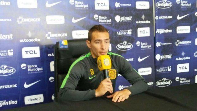 Ruben dijo que el hincha de Central se acostumbró a que juguemos bien y por eso exige
