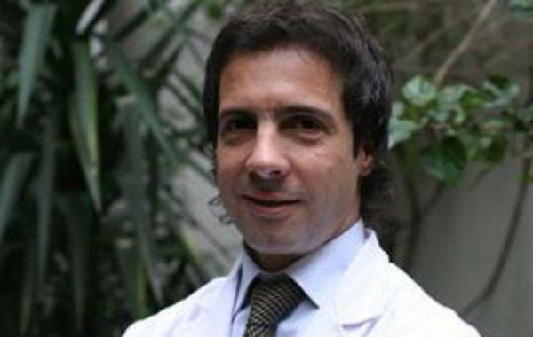 El neurólogo Luciano Sposato