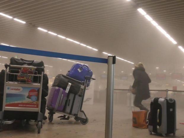 Allanamientos en Bruselas: detuvieron a cuatro personas por los atentados