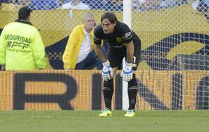 Caranta dijo que a nivel grupal  Central hizo un gran partido. (Foto: S. Suárez Meccia).