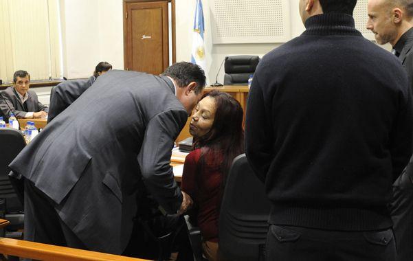 Favorecida. El abogado Carlos Varela