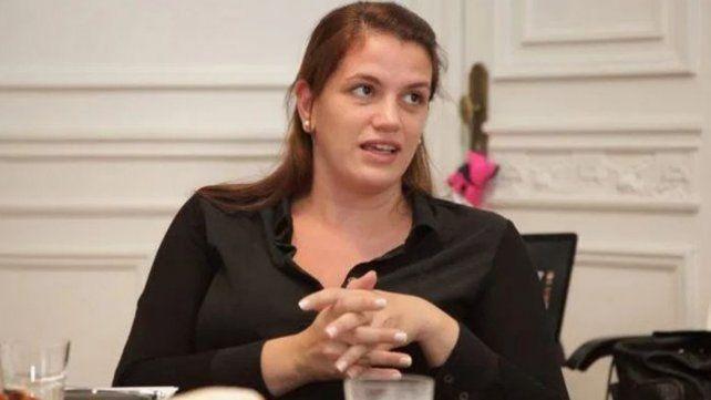 Eva Jokanovich, secretaria de Movilidad de Rosario.