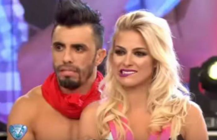 Ailén Bechara perdió la final del Bailando ante Fede Bal y Laurita Fernández.