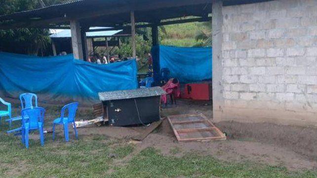 Atribuyen a Sendero Luminoso el asesinato en Perú de 14 personas, entre ellos dos niños