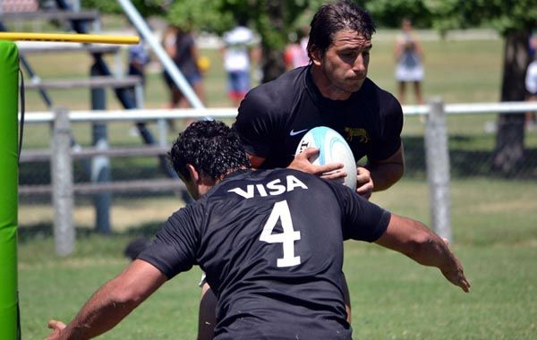 El año para Atlético del Rosario arrancó  con una preparación física muy intensa.