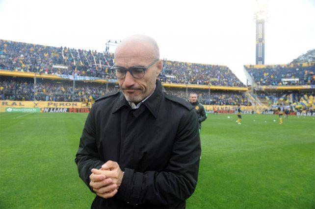 Sabor a poco. Central igualó frente a San Lorenzo y Montero explicó por qué costó tanto llegar al gol.
