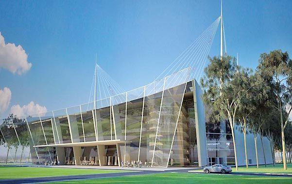 Así será la fachada vidriada a levantarse en Oroño y 27 de Febrero si los concejales avalan el plan