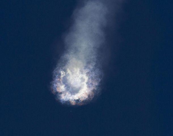 SpaceX es controlada y operada por el magnate de la tecnología Elon Musk.