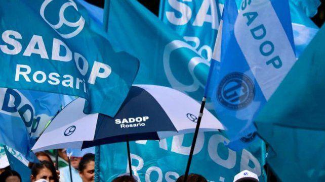 Sadop aceptó la propuesta de aumento salarial del gobierno de Santa Fe.