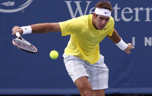 El tandilense iniciará su camino en el US Open ante el español García López.