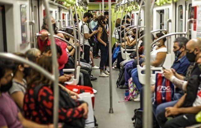 El subte de Buenos Aires