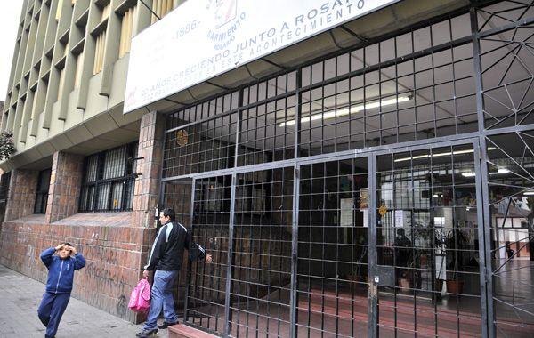 La Escuela Sarmiento