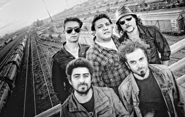La exitosa banda local
