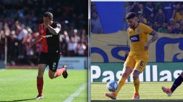 Cristian Lema y Miguel Barbieri.