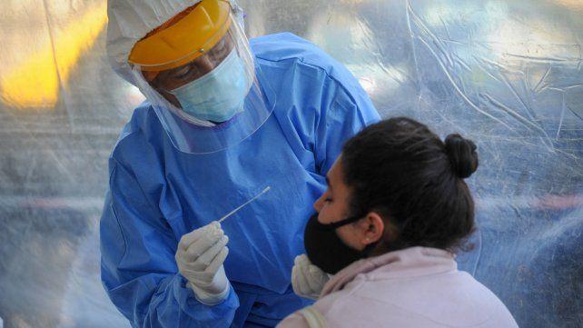 Coronavirus: siete provincias argentinas tuvieron más contagios que Caba